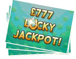 £777 Lucky Jackpot