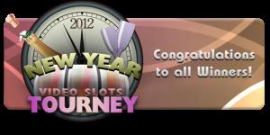 New Yea rSlot sTournet Winners