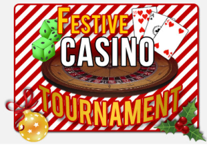 Festive Casino Tourney
